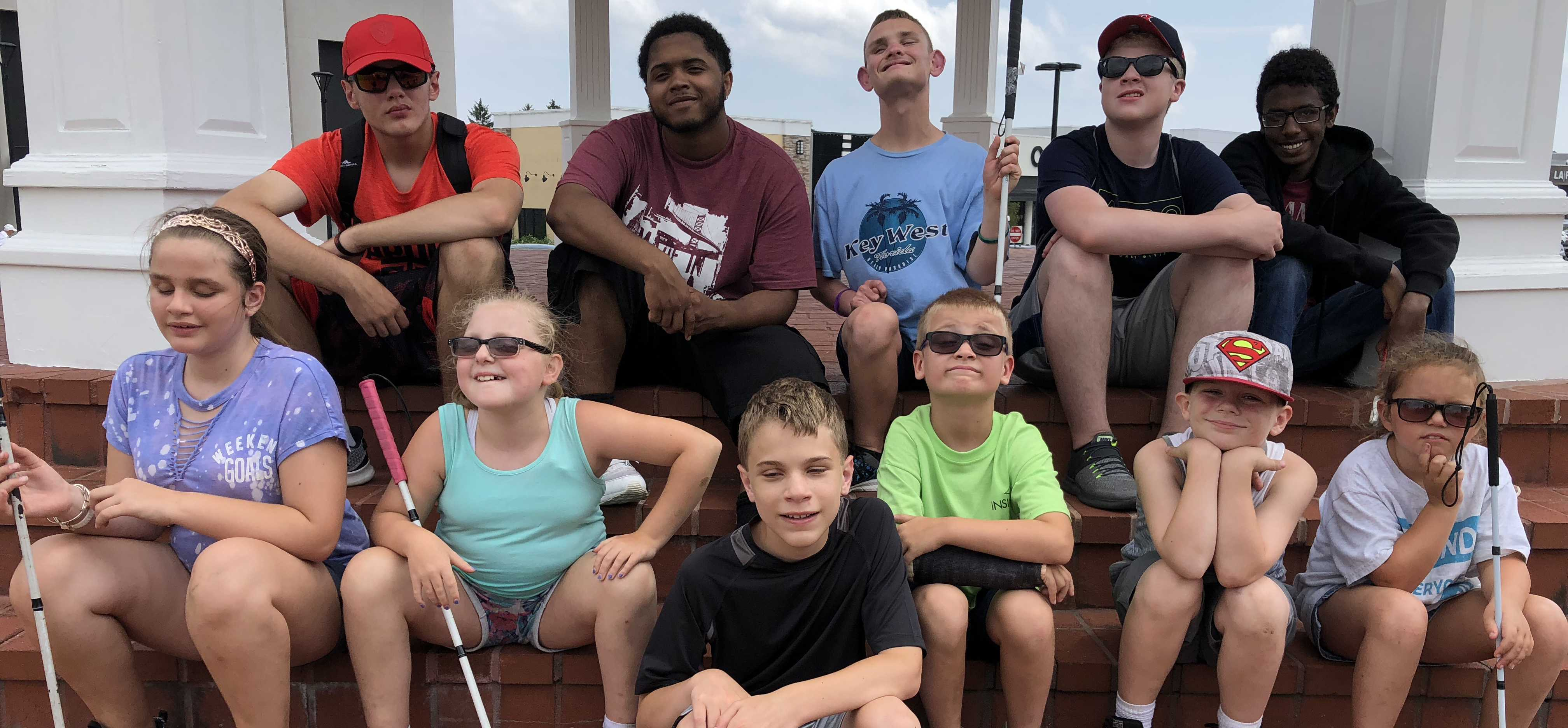 This Years Youth Summer Camp Helped Take The Participants Far Outside Their Comfort Zones With A Wide Range Of Experiences Designed To Help Build